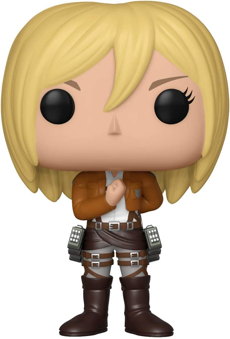 CHRISTA FUNKO POP VINYL FIGURE #460 ATTACK ON TITAN