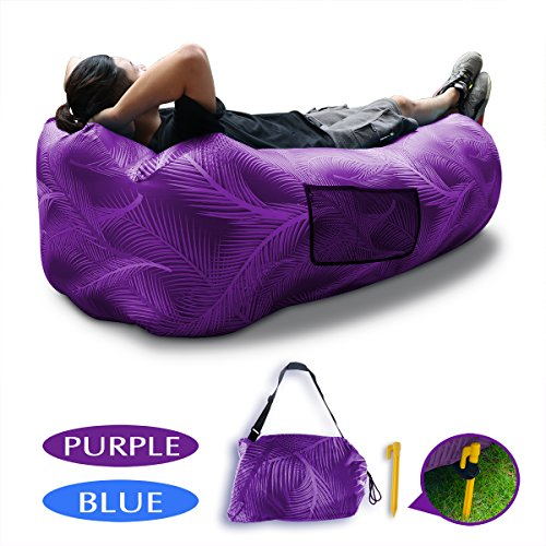 Camp Sleeping Gear Sensible Fast Inflatable Lazy Bag Air Sleeping Bag Outdoor Inflatable Sofa Portable Beach Inflatable Sofa Camping Air Sofa New As Effectively As A Fairy Does