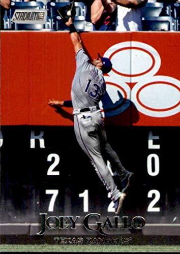2019 Topps Stadium Club #240 Joey Gallo Texas Rangers Baseball Card
