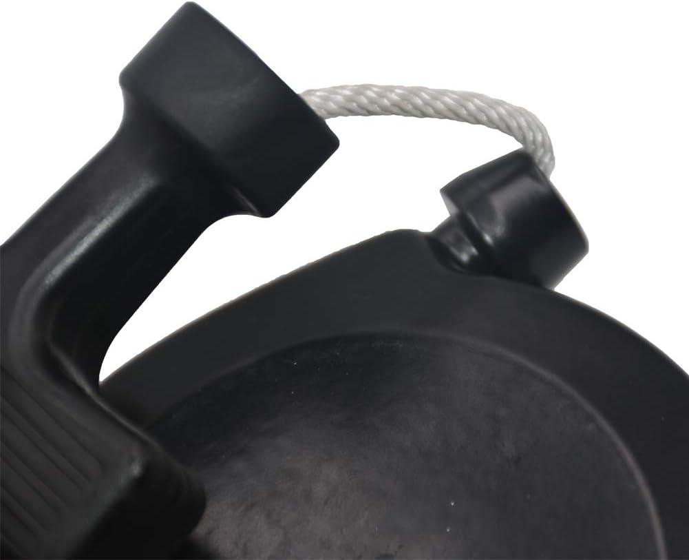 Carbman Fits 28400-HN5-N01 Heavy Duty Recoil Pull Starter Assembly for Honda Rancher TRX350 2000-2006 28400-HN5-M01