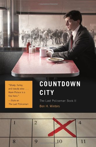 Countdown City Last Policeman Trilogy product image