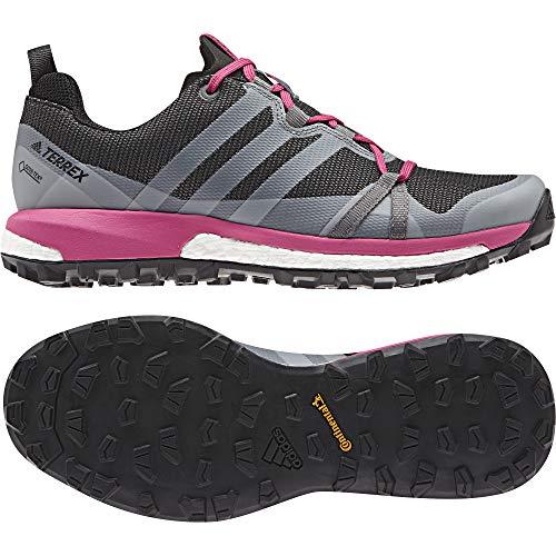 Running Gris Adidas De Terrex Zapatillas Trail Rosa Gtx W Agravic 1r0B81q