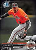2017 Bowman Chrome Prospects #BCP137 Jomar Reyes Baltimore Orioles