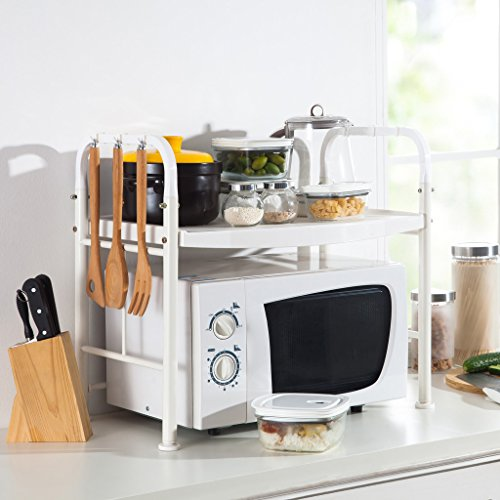 microwave and oven cart - 9