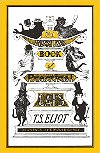 Old possums book of practical cats illustrated by edward gorey old possums book of practical cats illustrated by edward gorey eliot ts 9780571321261 amazon books fandeluxe Choice Image