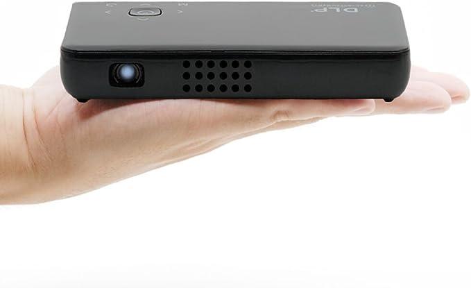 iCodis G5 Mini proyector, conectividad HDMI, 20.000 Horas de Uso ...