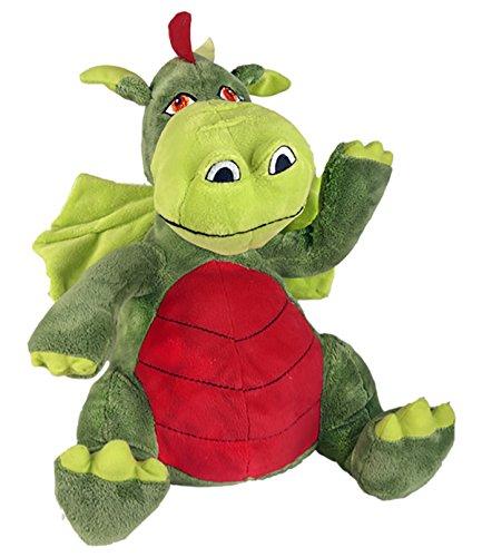 Cuddly Soft 16 inch Stuffed Dragon...We stuff 'em...you love 'em! by Stuffems Toy Shop from Stuffems Toy Shop