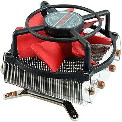 Cablematic - Ventilador CPU EverCool (Intel Core i7 / LGA775 ...