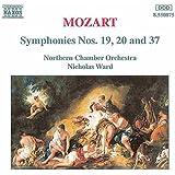 Symphonies 19 20 & 37