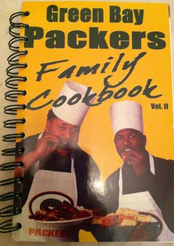 (Green Bay Packers Family Cookbook Vol II)