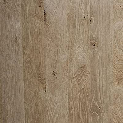 """White Oak #1 Common Unfinished Solid Wood Flooring 2 1/4"""" x 3/4"""" Samples at Discount Prices by Hurst Hardwoods"""