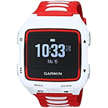 Garmin Forerunner 920XT Multisport GPS Fitness Watch with HRM-Run White/Red