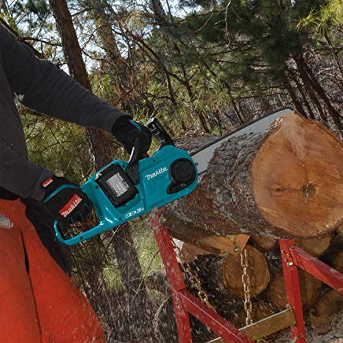 Makita 14-Inch Battery Powered Chainsaw