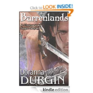 Barrenlands (The Changespell Saga) Doranna Durgin