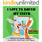 Children's books: I LOVE TO BRUSH MY TEETH (Jimmy and a Magical Toothbrush -children book, bedtime story, beginner readers, kids books): (Bedtime stories ... stories children's books collection Book 2)