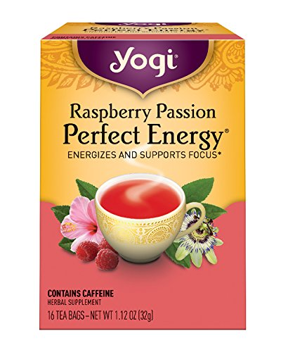 Yogi Tea, Raspberry Passion Perfect Energy, 16 ()