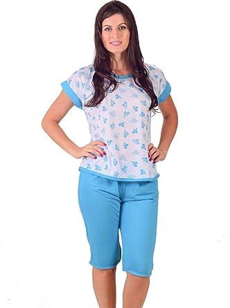 12cb2371f4e6d6 Pijama Pescador - Nbdal002-azul-p: Amazon.com.br: Amazon Moda