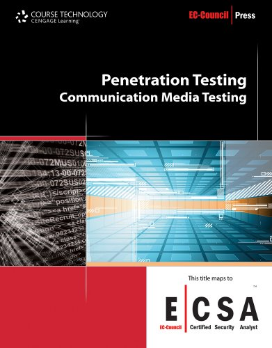 [PDF] Penetration Testing: Communication Media Testing Free Download | Publisher : Course Technology | Category : Computers & Internet | ISBN 10 : 1435483693 | ISBN 13 : 9781435483699