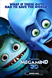 Megamind 11x17 Movie Poster (2010)