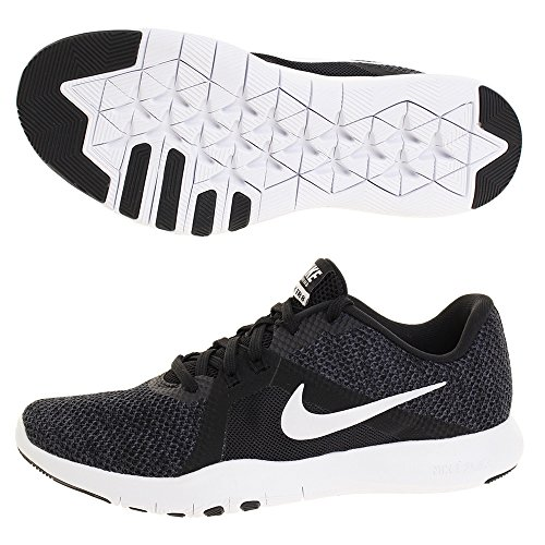 W 41 Flex 8 Größe Nike anthracite white Trainer Nike black POdfaxqqw