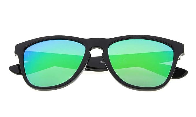 Eyekepper Gafas de Sol Polarizadas Clásicas Para Mujer Marco Verde