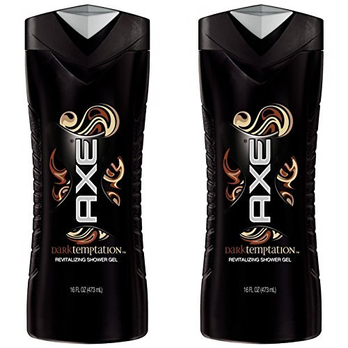 (Axe Shower Gel, Dark Temptation 16 oz (Pack of)