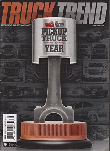 Truck Trend Magazine May/June 2016