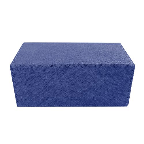 Creation Line Deck Box - Large Dark Blue by Dex Protection by Creation Line