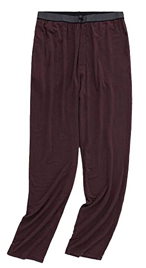481e567032c YULEgowinner Mens Lounge Sleep Big and Tall Cotton Casual Pajama Pants 3 XS