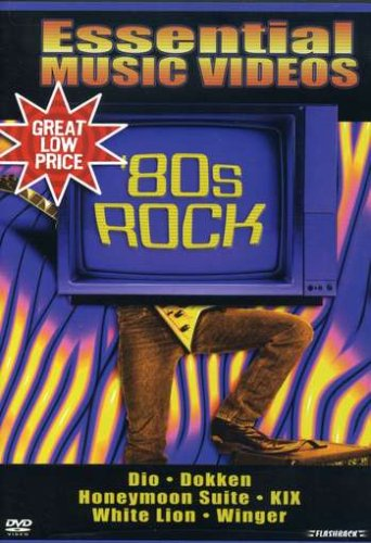 '80s Rock (Best Mtv Videos Of The 80's)