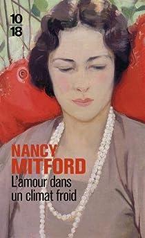 L'amour dans un climat froid par Mitford