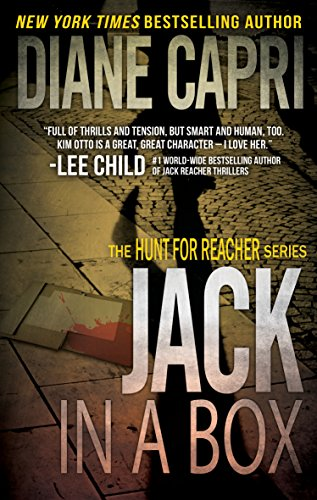 Hunt Box - Jack In A Box (The Hunt for Jack Reacher Series Book 2)