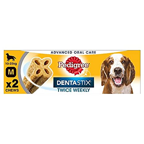 Pedigree Dentastix Daily Oral Care Small Dog Pack Of 10 Total 10