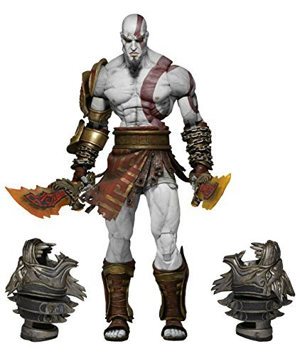 Neka God of War III 7 Inch Action Figure Ultimate Kureitosu / NECA GOD OF WAR 3 ULTIMATE KRATOS [parallel import goods]