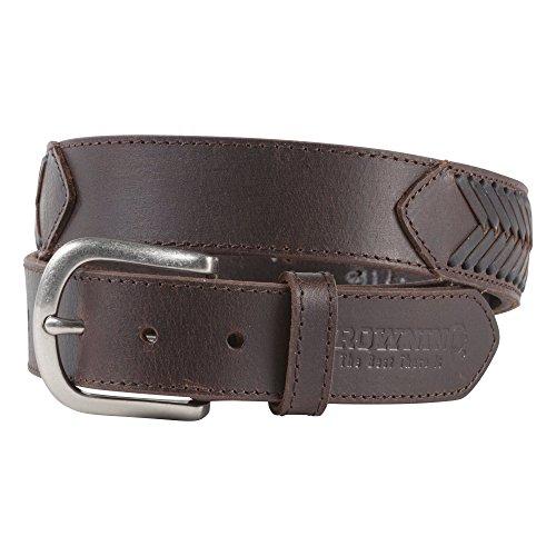 Browning Escalante Leather Belt (38) (Browning Belted Belt)