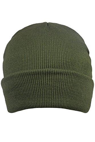 Green Military Cap - 5