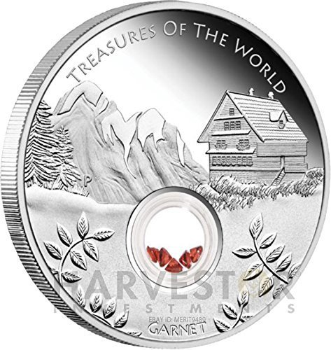 2013 Australian Treasures of the World Series - Garnet