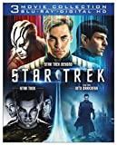 DVD : Star Trek Trilogy Collection [Blu-ray]