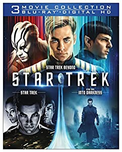Cover Image for 'Star Trek Trilogy Collection'