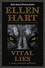 VITAL LIES (Jane Lawless Mysteries Series Book 2) Kindle Edition