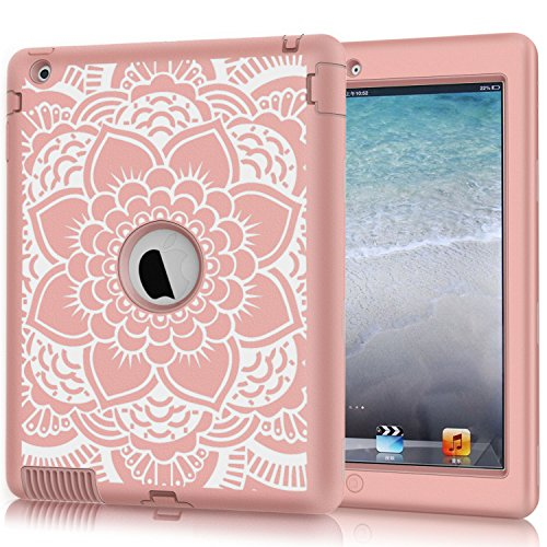 iPad 2 / 3 / 4 Case, Hocase - Ipad Air 4th Generation Case