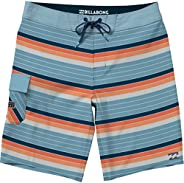 BILLABONG Mens All Day Og Stripe Boardshort Board Shorts