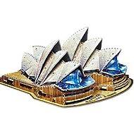3D Sydney Opera House Puzzle 1017pc