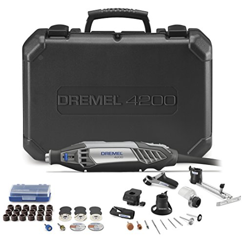 Dremel 4200-6/40 High Performance Rotary Tool with EZ Change, 47-Piece Kit by Dremel