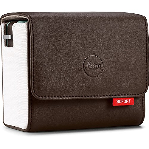Leica Case for SOFORT Instant Camera, Brown