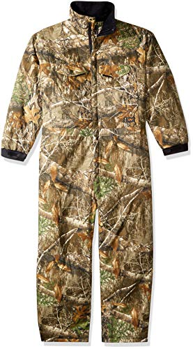 Walls Men's Camo Insulated Coverall, Realtree Edge X-Large
