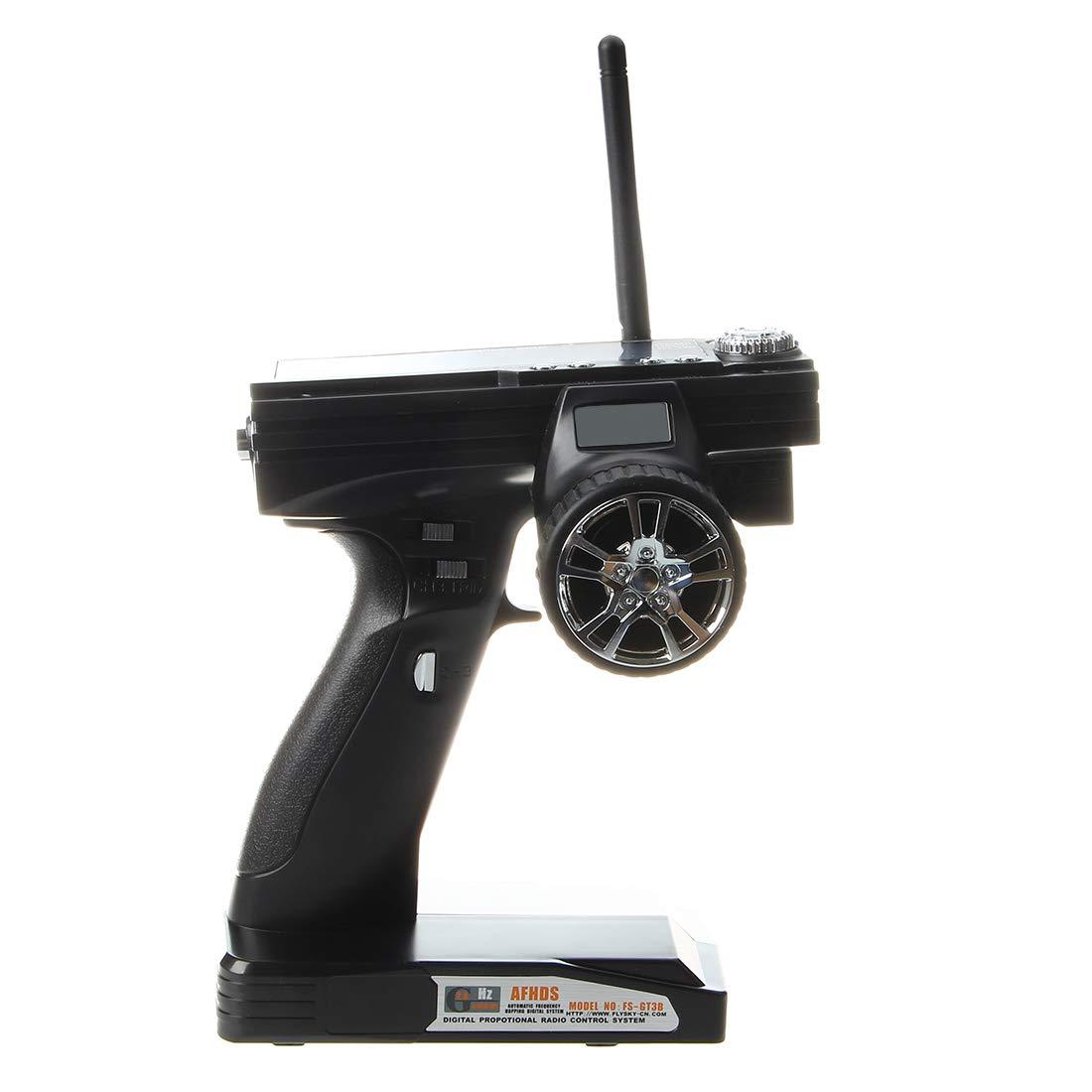 2,4 GHz CANAL DE RADIO CAR