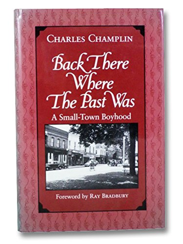 Back There Where the Past Was: A Small-Town Boyhood (York State Book)