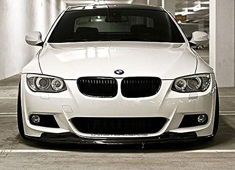 Facelift Gloss Negro riñón EURO Sport Grill para BMW Serie 3 E92 E93 LCI M 11 - 13: Amazon.es: Coche y moto