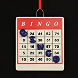 Bingo Ornament